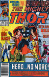 Cover Thumbnail for Thor (1966 series) #442 [Newsstand Edition]