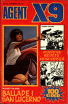 Cover for Agent X9 (Interpresse, 1976 series) #33