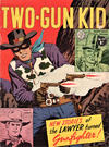 Cover for Two-Gun Kid (Horwitz, 1954 series) #47