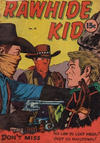 Cover for Rawhide Kid (Yaffa / Page, 1970 series) #43