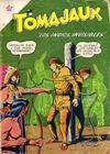 Cover for Tomajauk (Editorial Novaro, 1955 series) #52