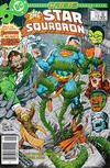Cover Thumbnail for All-Star Squadron (1981 series) #53 [Newsstand]