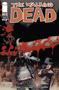 Cover Thumbnail for The Walking Dead (Image, 2003 series) #112