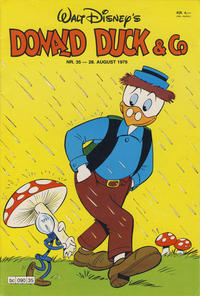 Cover Thumbnail for Donald Duck & Co (Hjemmet, 1948 series) #35/1979
