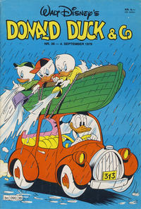 Cover Thumbnail for Donald Duck & Co (Hjemmet, 1948 series) #36/1979