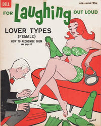 Cover Thumbnail for For Laughing Out Loud (Dell, 1956 series) #15