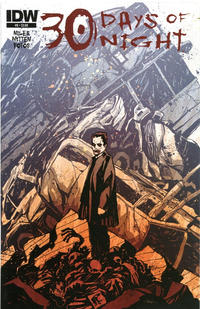 Cover Thumbnail for 30 Days of Night (IDW, 2011 series) #9