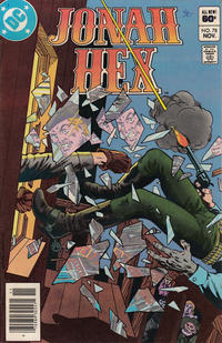 Cover Thumbnail for Jonah Hex (DC, 1977 series) #78 [Newsstand]