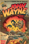 Cover for John Wayne Adventure Comics (Superior Publishers Limited, 1949 ? series) #15
