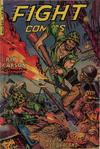 Cover for Fight Comics (Superior Publishers Limited, 1953 series) #82