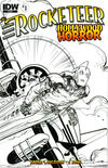 Cover Thumbnail for The Rocketeer: Hollywood Horror (2013 series) #1 [RI (Retailer Incentive)]
