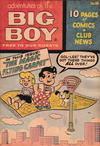 Cover for Adventures of the Big Boy (Webs Adventure Corporation, 1957 series) #50 [West]