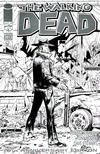 Cover Thumbnail for The Walking Dead (2003 series) #1 [10th Anniversary Black & White New York Comic Con Exclusive by Tony Moore]