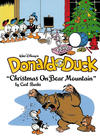 Cover for The Complete Carl Barks Disney Library (Fantagraphics, 2011 series) #[5] - Walt Disney's Donald Duck: Christmas on Bear Mountain
