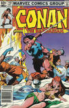 Cover Thumbnail for Conan the Barbarian (1970 series) #150 [Newsstand Edition]