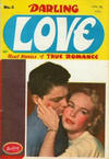Cover for Darling Love (Bell Features, 1950 series) #6