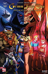 Cover Thumbnail for Grimm Fairy Tales Animated One-Shot (Zenescope Entertainment, 2013 series)