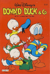 Cover Thumbnail for Donald Duck & Co (Hjemmet, 1948 series) #10/1980