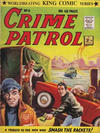 Cover for Crime Patrol (Archer, 1953 series) #6