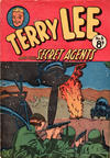 Cover for Terry Lee and the Secret Agents (Calvert, 1954 series) #5