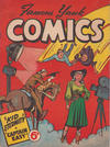 Cover for Famous Yank Comics (Ayers & James, 1950 ? series) #4