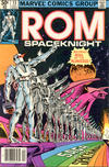 Cover Thumbnail for ROM (1979 series) #13 [Newsstand Edition]