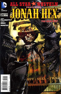 Cover Thumbnail for All Star Western (DC, 2011 series) #24
