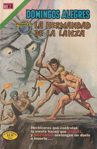 Cover Thumbnail for Domingos Alegres (Editorial Novaro, 1954 series) #1025