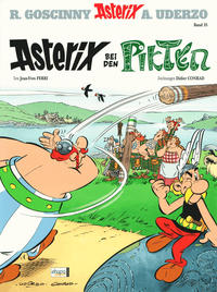 Cover Thumbnail for Asterix (Egmont Ehapa, 1968 series) #35 - Asterix bei den Pikten