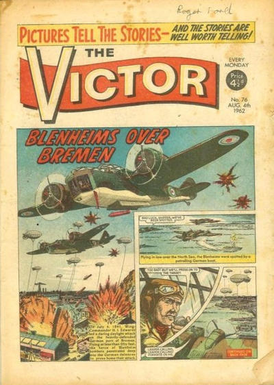 Cover for The Victor (D.C. Thomson, 1961 series) #76