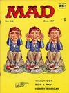 Cover for MAD (EC, 1952 series) #36