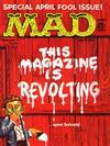 Cover for MAD (EC, 1952 series) #54