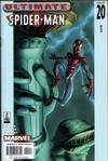 Cover for Ultimate Spider-Man (Marvel, 2000 series) #20