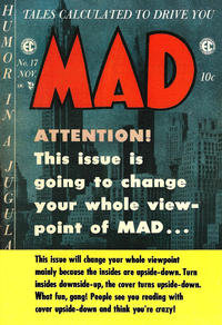Cover Thumbnail for MAD (EC, 1952 series) #17
