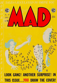 Cover Thumbnail for MAD (EC, 1952 series) #18