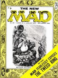 Cover Thumbnail for MAD (EC, 1952 series) #25