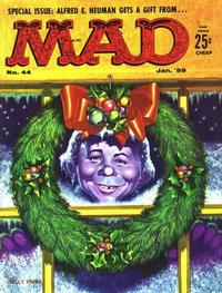 Cover Thumbnail for Mad (EC, 1952 series) #44