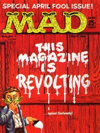 Cover Thumbnail for Mad (EC, 1952 series) #54