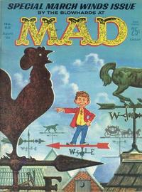 Cover Thumbnail for MAD (EC, 1952 series) #62