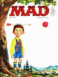 Cover Thumbnail for MAD (EC, 1952 series) #77