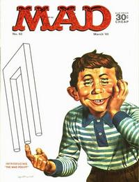 Cover Thumbnail for MAD (EC, 1952 series) #93
