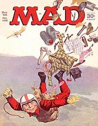 Cover Thumbnail for MAD (EC, 1952 series) #106