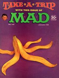 Cover for MAD (EC, 1952 series) #116