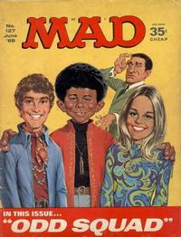 Cover Thumbnail for Mad (EC, 1952 series) #127