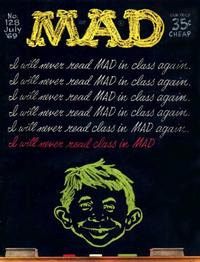 Cover Thumbnail for MAD (EC, 1952 series) #128