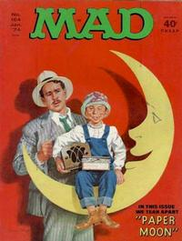 Cover Thumbnail for MAD (EC, 1952 series) #164