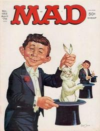 Cover Thumbnail for MAD (EC, 1952 series) #182