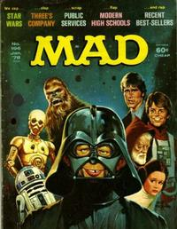 Cover Thumbnail for Mad (EC, 1952 series) #196