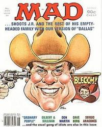 Cover for MAD (EC, 1952 series) #223