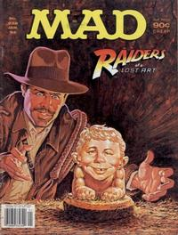Cover Thumbnail for MAD (EC, 1952 series) #228